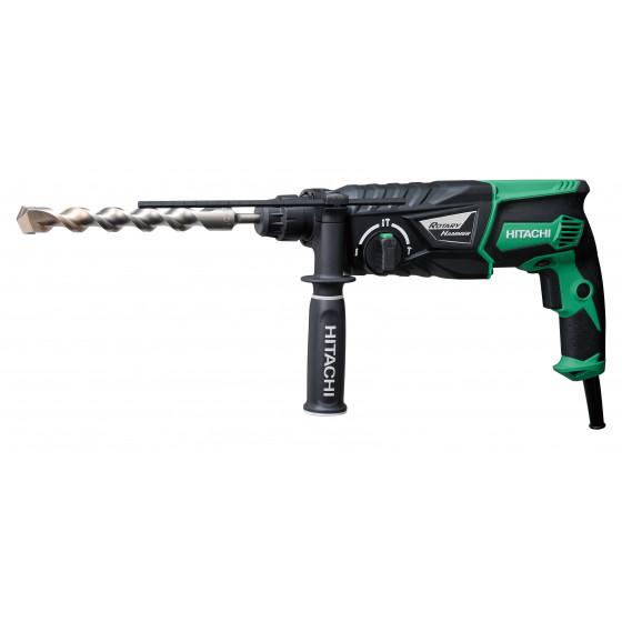Perforateur burineur 830W SDS-plus - HIKOKI - DH26PC2