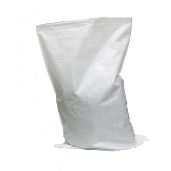 Sac à gravats PP Tissé blanc 55x95 - Sacherie de Pantin - SAPP55X95