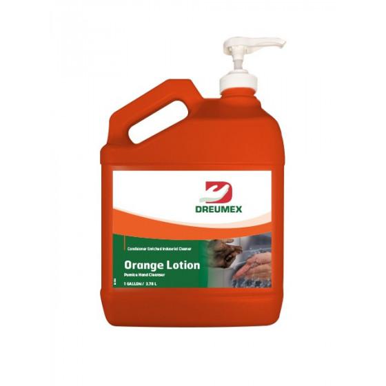 Crème nettoyante Citrus Orange 3.78L - Dreumex - 90337801002