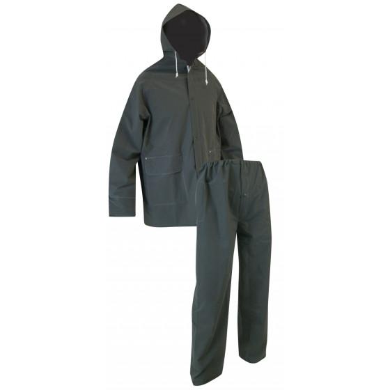 Ensemble de pluie imperméable (veste + pantalon) - LMA - Givre