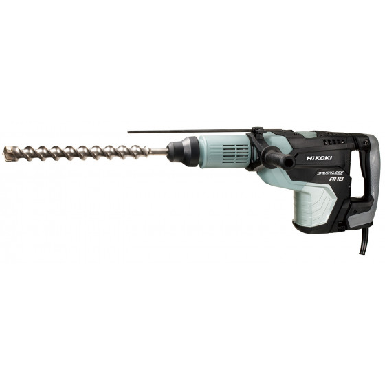 Perforateur Burineur SDS-Max 1500 W 18 Joules EPTA - HIKOKI - DH52MEY
