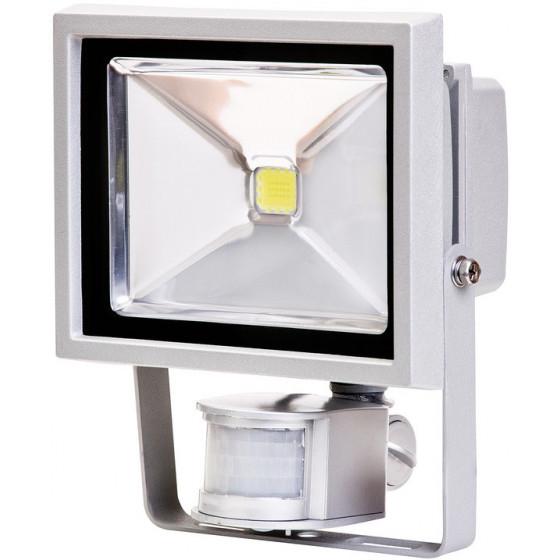 Projecteur LED Chip 20W IP44 PIR avec détecteur de mouvements infrarouge 1440lm  - Brennenstuhl - 1171600204