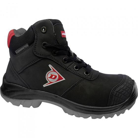 Chaussures montantes de sécurité S3 Dunlop First One Titan - DUNLOP - DL0202008