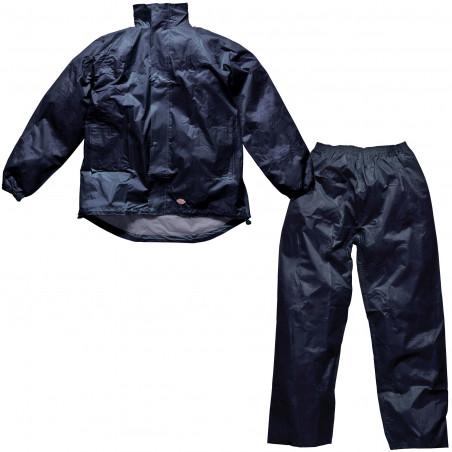 Ensemble de pluie Vermont Bleu marine - DICKIES - WP10050